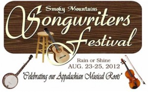 Smoky Mountains Songwriters Festival 2012