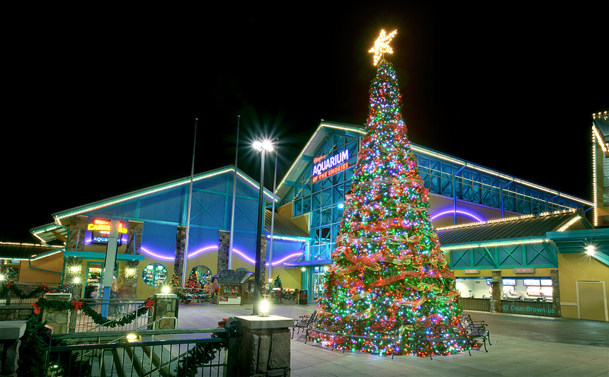 Christmas In Pigeon Forge Tn