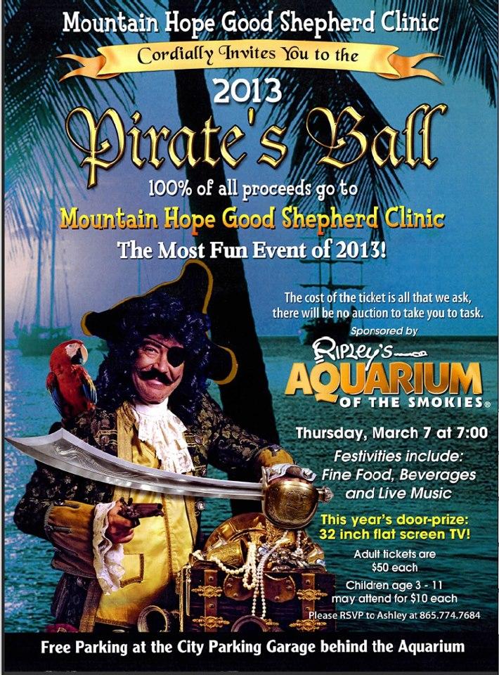 Pirate S Ball 2013 Ripley S Aquarium Gatlinburg Tn