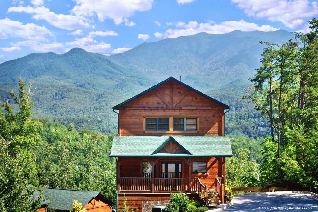 Passion Peak 1 Bedroom Cabin Gatlinburg Falls