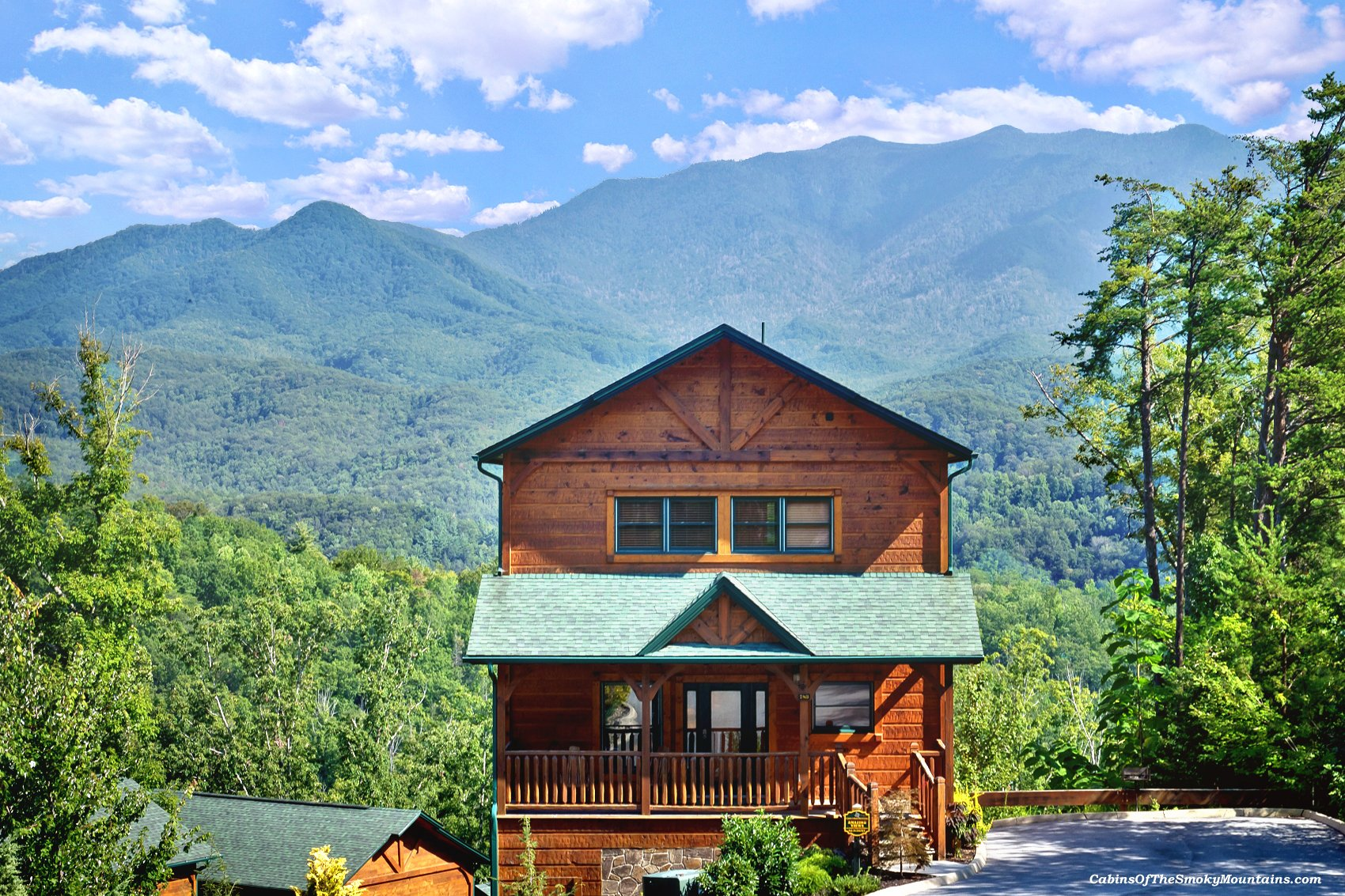 Passion peak 1 bedroom cabin gatlinburg falls Best mountain view cabins in gatlinburg tn