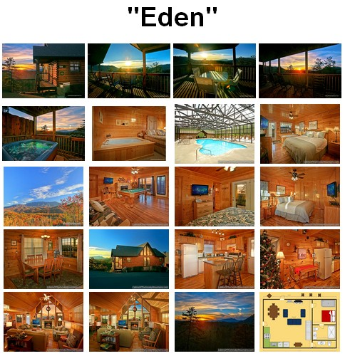Eden – Click to book and for images, amenities and availability
