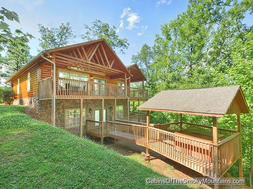 Riversong ridge 3 bedroom luxury gatlinburg cabin for Best mountain view cabins in gatlinburg tn