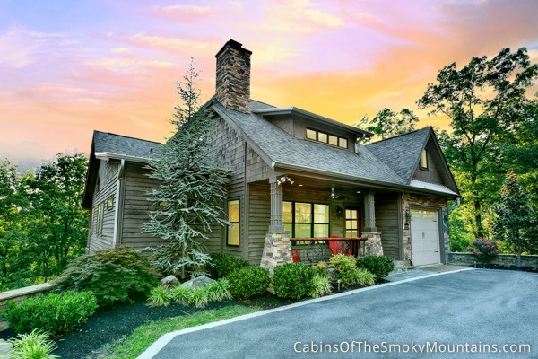 Sweet Magnolias 3 Bedroom Cabin By Pigeon Forge