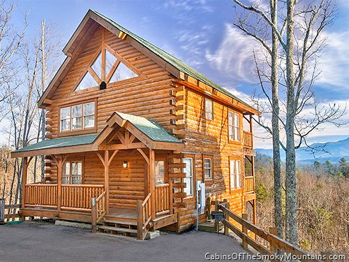 Love View Too Pigeon Forge Cabin With A View