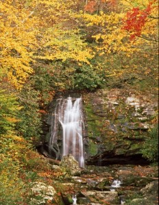Meigs Falls - image courtesy GSMNP