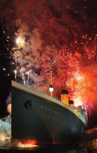 images courtesy of Titanic