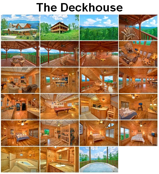 The Deckhouse – Click to book and for images, amenities and availability