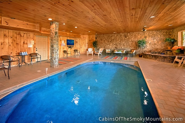 Gatlinburg Cabins With Indoor Swimming Pools