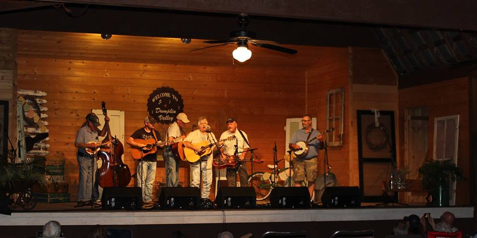 image courtesy of Dumplin Valley Bluegrass Festival