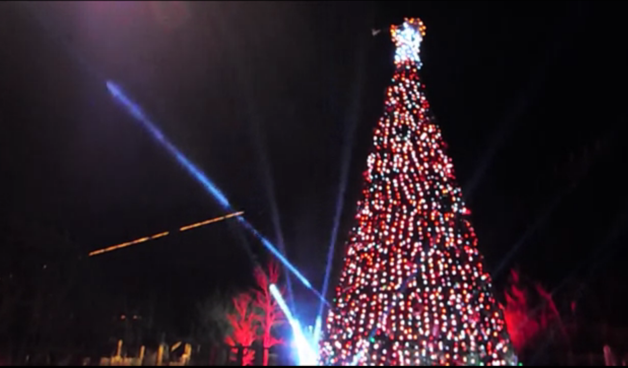 Dollywood Christmas.Christmas 2015 At Dollywood