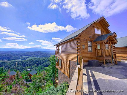 Mountaintop Delight Cabin