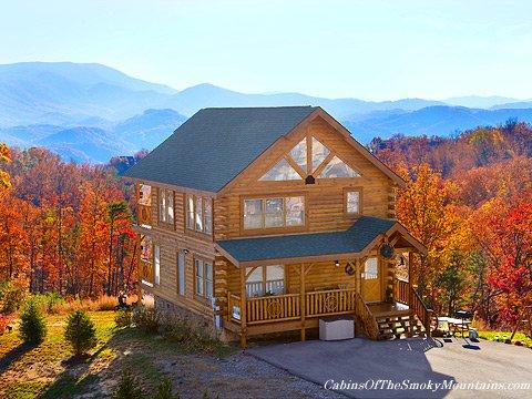 Tomorrow 39 s memories cabin in starr crest resort - 1 bedroom cabin rentals gatlinburg tn ...