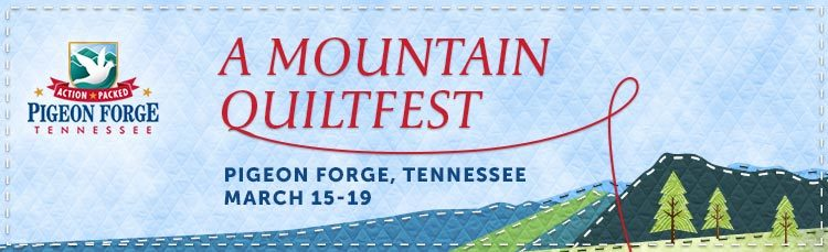 images courtesy of A Mountain Quiltfest