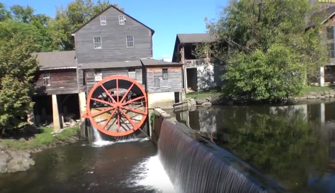 Images courtesy of the Old Mill