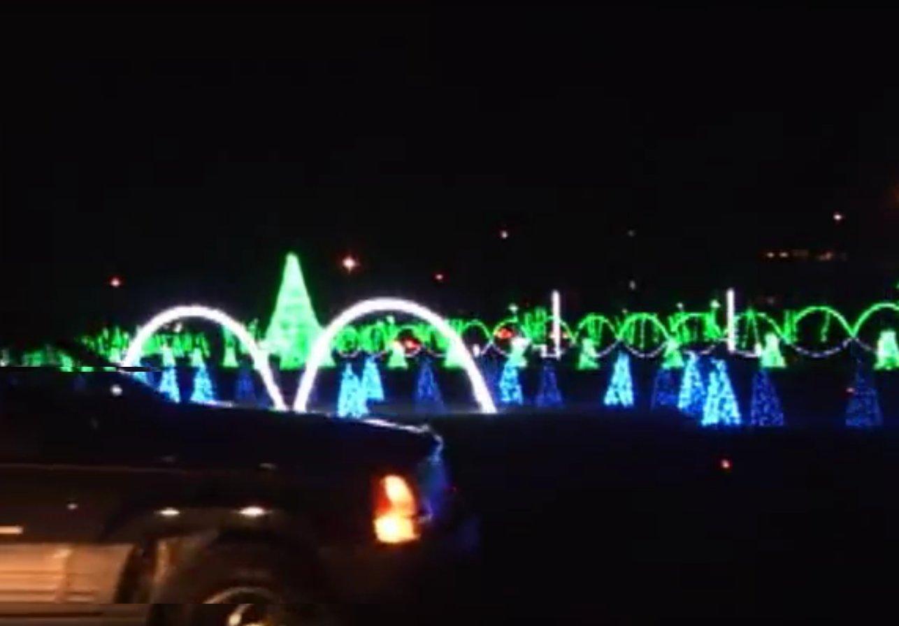 Gatlinburg christmas parade 2020