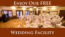 Free Wedding Facility Badge