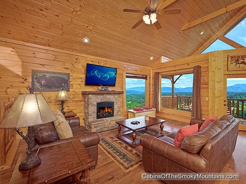 Sevierville tn cabins cabin rentals from 80 night - 8 bedroom cabins in north georgia ...