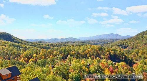 Pigeon Forge View