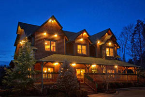 Wedding packages smoky mountains mini bridal for Deals cabins gatlinburg tn