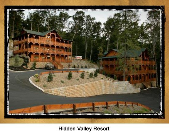 Hidden Valley Resort Cabins And Amenities