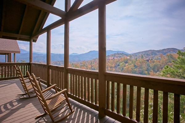 Luxury Wears Valley Cabin Rentals