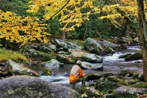 Warren Bielenberg Photo courtesy of GSMNP