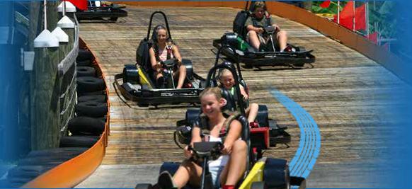 Top Go Kart Tracks In Pigeon Forge And Gatlinburg