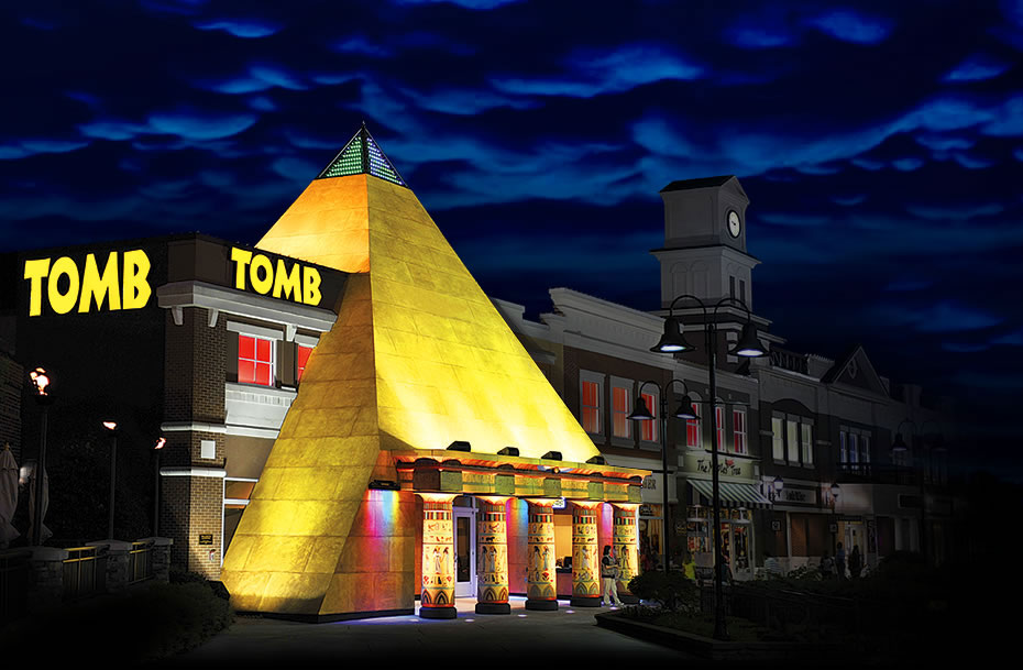 The TOMB - Pigeon Forge