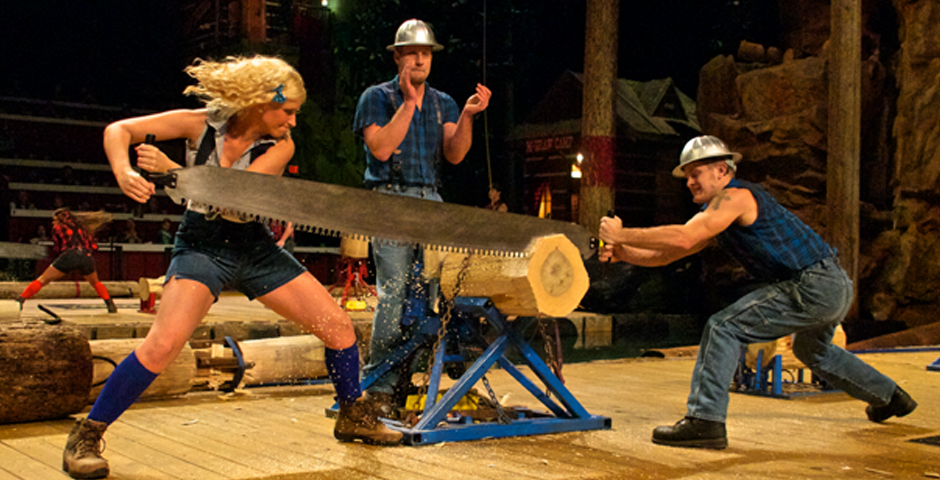Images courtesy of Lumberjack Feud